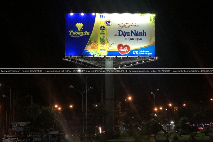 Ưu điểm của bảng hiệu quảng cáo