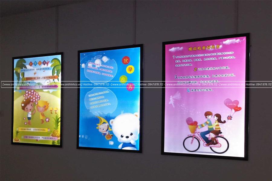 lightbox quảng cáo