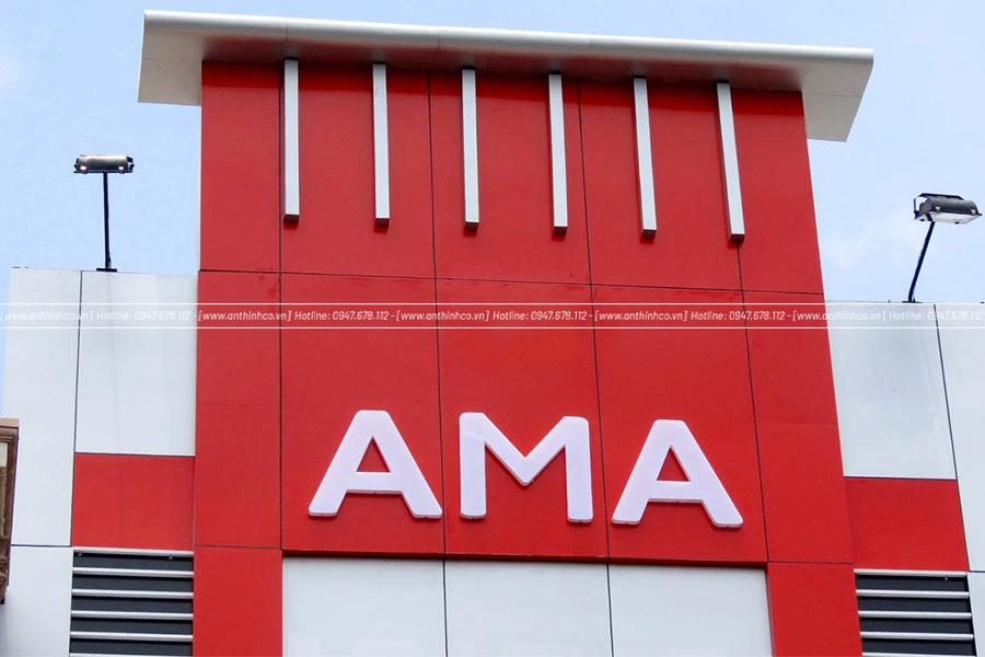 Mặt dựng Alu của AMA